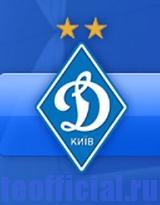 Официальный сайт Динамо Киев - Дизайн