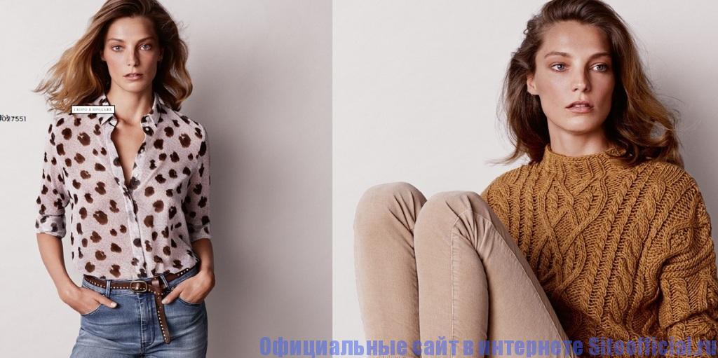 Официальный сайт Манго - Каталог Женской одежды