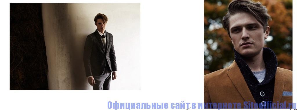 Официальный сайт Reserved - Слайд шоу мужской одежды