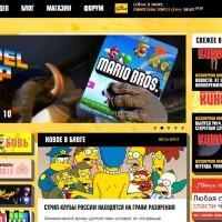 Официальный сайт 2x2 - Главная страница