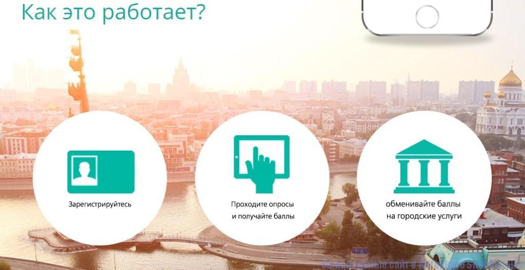 Активный гражданин официальный сайт - Как это работает?