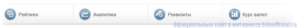Нордеа Банк официальный сайт - Вкладки