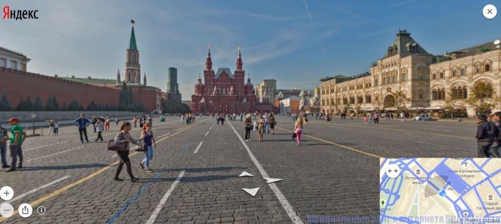 Яндекс.Карты - Панорама