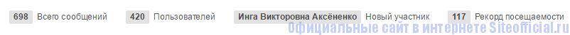 Добродел официальный сайт Московская область - Вкладки