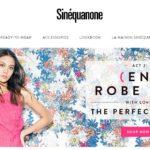 Официальный сайт Sinequanone