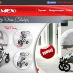 Официальный сайт Adamex