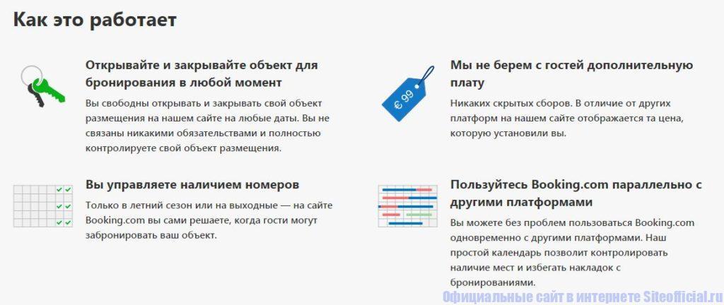 Регистрация своего объекта на Букинг ком - Как это работает