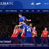 Официальный сайт Челси - Главная страница