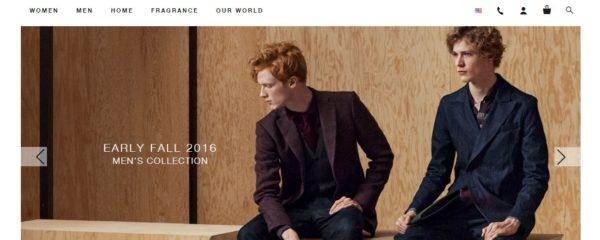 Официальный сайт Bottega Veneta - Главная страница