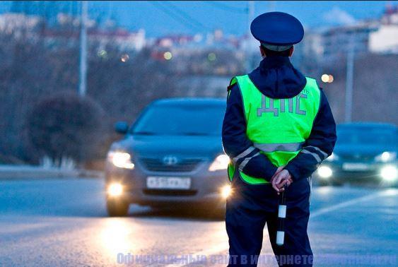 Дорожно-патрульная служба - служба ГИБДД